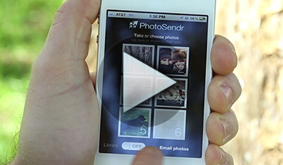 PhotoSendr Video Demo
